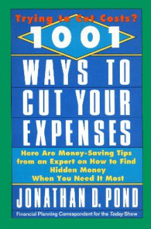 1001 Ways to Cut Your Expenses av Jonathan Pond (Heftet)