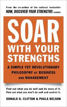 Soar With Your Strengths av Donald O. Clifton (Heftet)