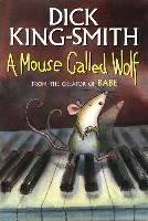 Mouse called wolf av Dick King-smith (Heftet)