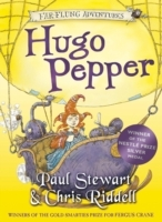 Hugo Pepper av Chris Riddell og Paul Stewart (Heftet)