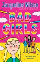 Bad Girls av Jacqueline Wilson (Heftet)