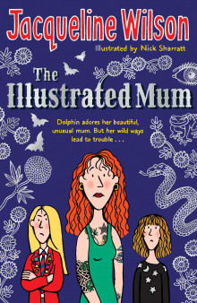 The illustrated mum av Jacqueline Wilson (Heftet)
