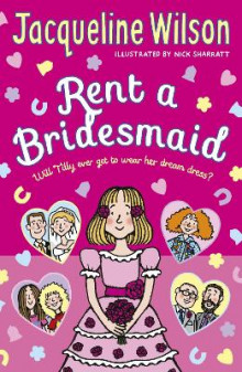 Rent a Bridesmaid av Jacqueline Wilson (Heftet)
