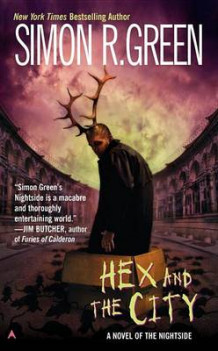 Hex and the City av Simon R. Green (Heftet)