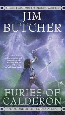 Furies of Calderon av Jim Butcher (Heftet)