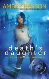 Death's Daughter av Amber Benson (Heftet)