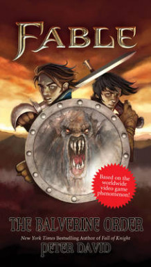 Fable: The Balverine Order av Peter David (Heftet)