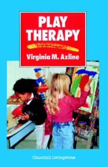 Play Therapy av Virginia M. Axline (Heftet)