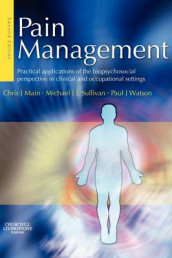 Pain Management av Chris J. Main, Michael J. L. Sullivan og Paul J. Watson (Innbundet)