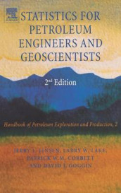 Statistics for Petroleum Engineers and Geoscientists: Volume 2 av Patrick W. M. Corbett, David Goggin, Jerry L. Jensen og L. W. Lake (Innbundet)