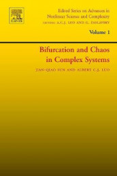 Bifurcation and Chaos in Complex Systems: Volume 1 av Albert Luo og Jian-Qiao Sun (Innbundet)