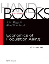 Omslag - Handbook of the Economics of Population Aging: Volume 1B