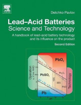 Omslag - Lead-Acid Batteries: Science and Technology