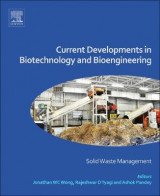 Omslag - Current Developments in Biotechnology and Bioengineering