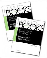 Omslag - Handbook of Media Economics: Volume 2V