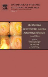 Omslag - The Digestive Involvement in Systemic Autoimmune Diseases