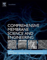 Omslag - Comprehensive Membrane Science and Engineering