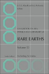 Omslag - Handbook on the Physics and Chemistry of Rare Earths: Volume 51