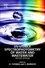 Omslag - UV-Visible Spectrophotometry of Water and Wastewater
