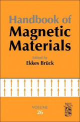 Omslag - Handbook of Magnetic Materials: Volume 26