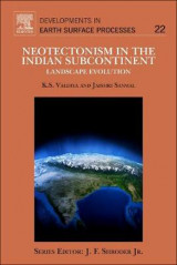 Omslag - Neotectonism in the Indian Subcontinent: Volume 22