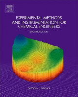 Omslag - Experimental Methods and Instrumentation for Chemical Engineers