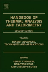 Omslag - Handbook of Thermal Analysis and Calorimetry: Volume 6