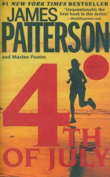 4th of July av James Patterson (Heftet)