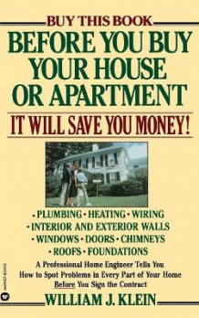 Before You Buy Your House or Apartment av Dr William Klein (Heftet)