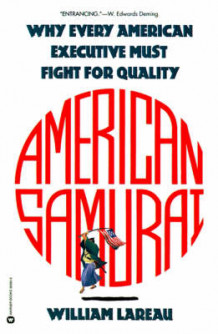 American Samurai av William Lareau (Heftet)