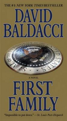 First Family av David Baldacci (Heftet)