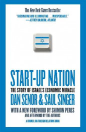 Start-Up Nation av Dan Senor og Saul Singer (Heftet)
