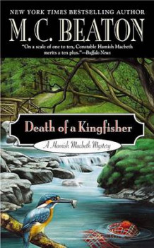 Death of a Kingfisher av M C Beaton (Heftet)
