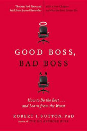 Good Boss, Bad Boss av Robert I. Sutton (Heftet)