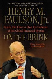 On the Brink av Henry M Paulson (Heftet)