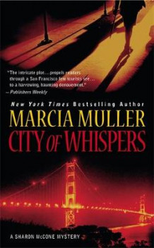 City of Whispers av Marcia Muller (Heftet)