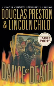 Dance of Death av Douglas Preston og Lincoln Child (Innbundet)