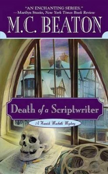Death of a Scriptwriter av M. C. Beaton (Heftet)