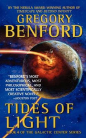 Tides of Light av Gregory Benford (Heftet)