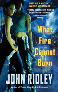 What Fire Cannot Burn av John Ridley (Heftet)