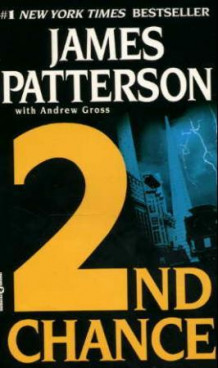 2nd chance av James Patterson (Heftet)