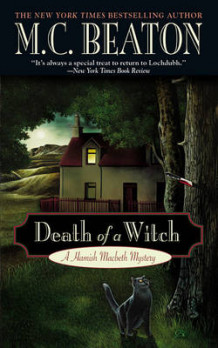 Death of a Witch av M C Beaton (Heftet)