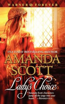 Lady's Choice av Amanda Scott (Heftet)