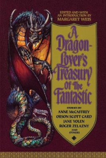 A Dragon-Lover's Treasury of the Fantastic av Margaret Weis (Heftet)