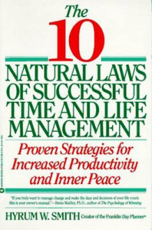 10 Natural Laws of Successful Time and Life Management av A. Smith (Innbundet)