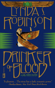 Drinker of Blood av Lynda S. Robinson (Heftet)
