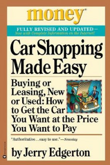 Car Shopping Made Easy av Jerry Edgerton (Heftet)
