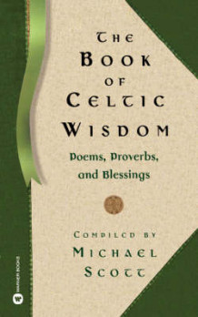 Book of Celtic Wisdom av M. Scott (Heftet)