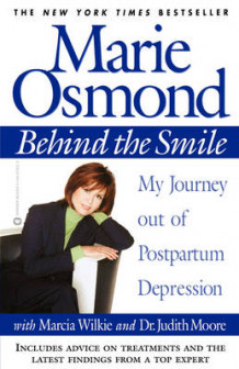 Behind the Smile av Marie Osmond (Heftet)