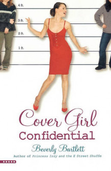 Cover Girl Confidential av Beverly Bartlett (Heftet)